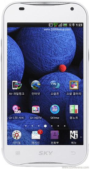 Pantech Vega LTE EX IM-A820L