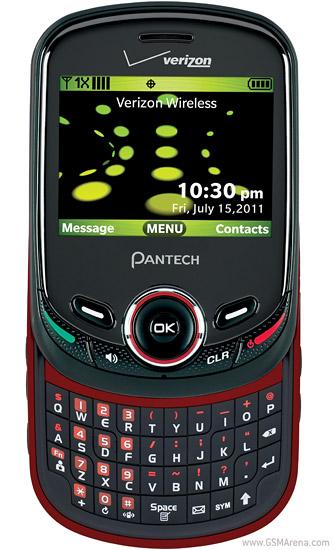 Pantech Jest II