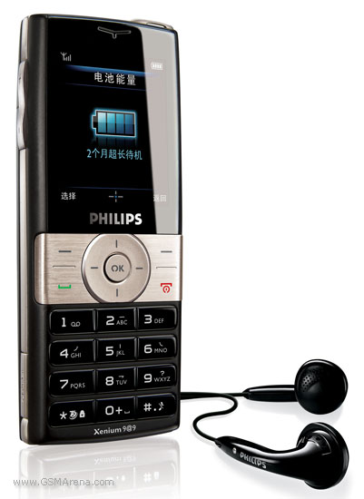 Philips Xenium 9@9k