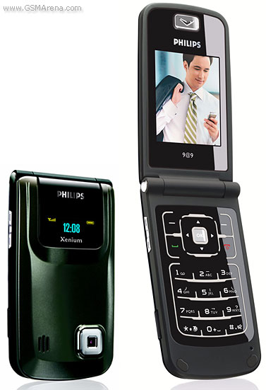 Philips Xenium 9@9r