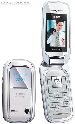 Philips Philips Xenium V787 16Гб, Черный