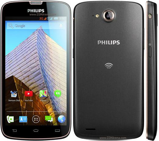 Philips W8555