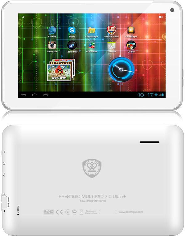 Prestigio MultiPad 7.0 Ultra + New