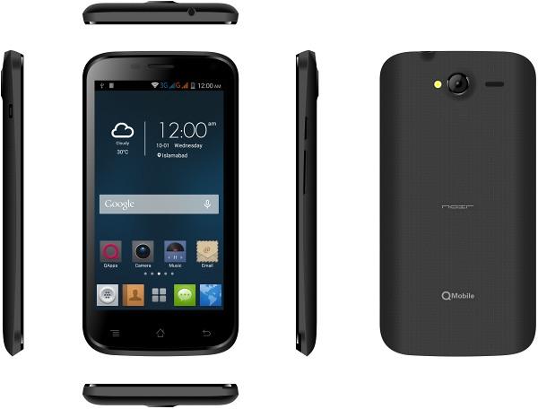 QMobile Noir X90