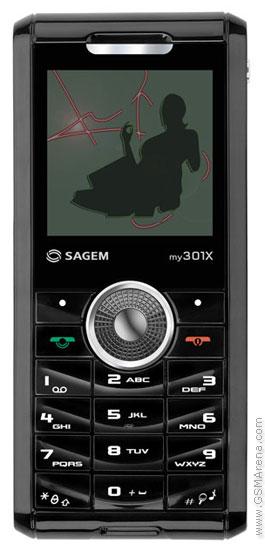 Sagem my301X