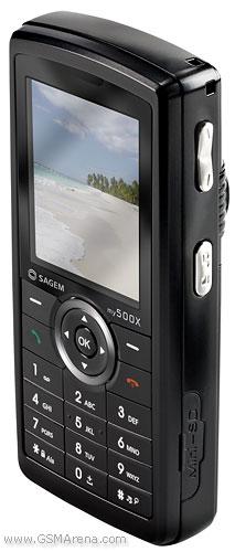 Sagem my500X