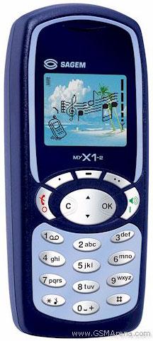 Sagem MY X1-2