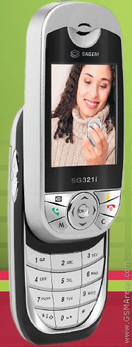 Sagem SG 321i