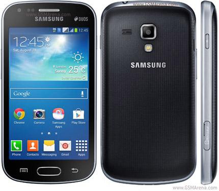 روم رسمي عربي اصدار 4.2.2 Galaxy DUOS GT-S7582