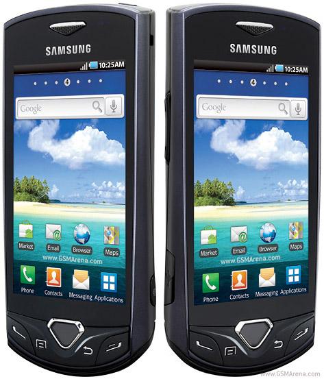 Samsung I100 Gem