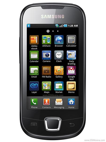 Samsung GT-I5800 Image