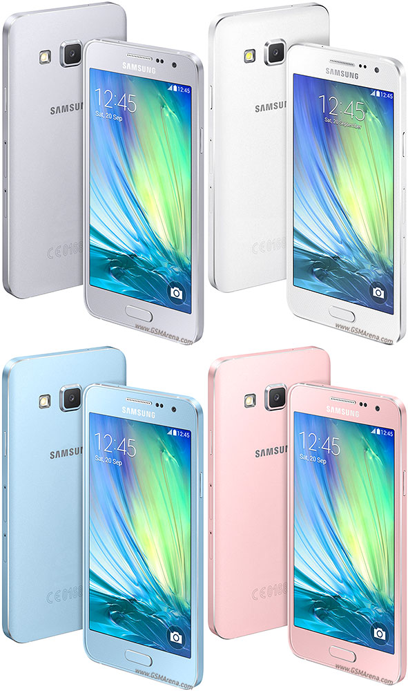 samsung galaxy a3 pictures official photos. Black Bedroom Furniture Sets. Home Design Ideas