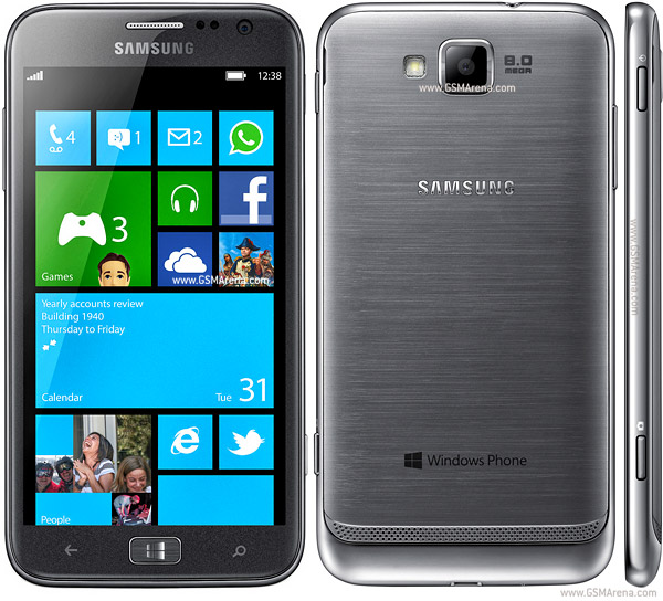 Review dan Harga Samsung Ativ S I8750 - Windows Phone 8 dari Samsung