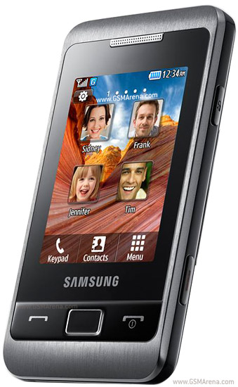 Samsung C3330 Champ 2