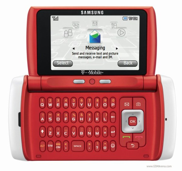 Samsung T559 Comeback