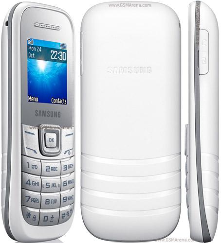 Samsung E1200m прошивка скачать img-1