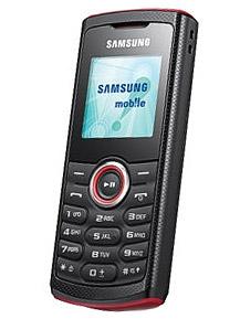 Samsung E2120