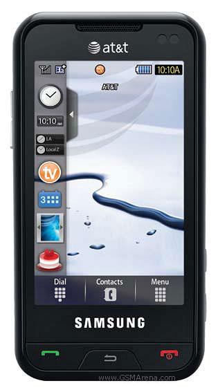 Samsung A867 Eternity