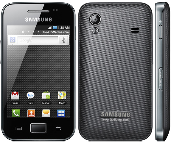 Samsung Galaxy Ace S5830 pictures