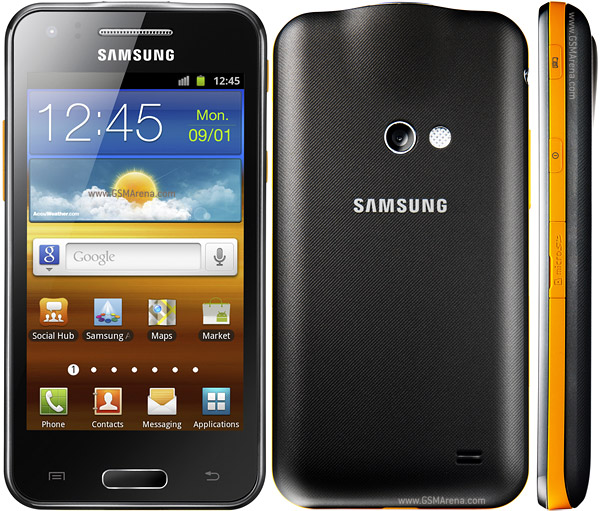 Samsung I8530 Galaxy Beam pictures