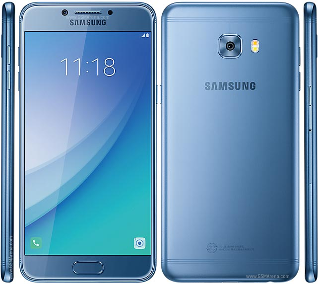 Samsung Galaxy C5 Pro Pictures Official Photos