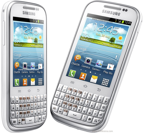 Samsung Galaxy Chat B5330 pictures