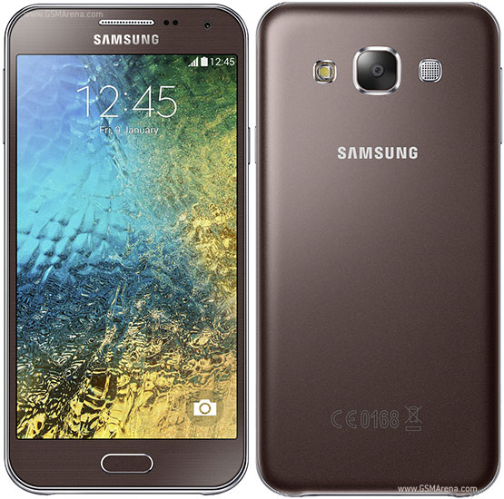 Samsung Galaxy E5 pictures, official photos