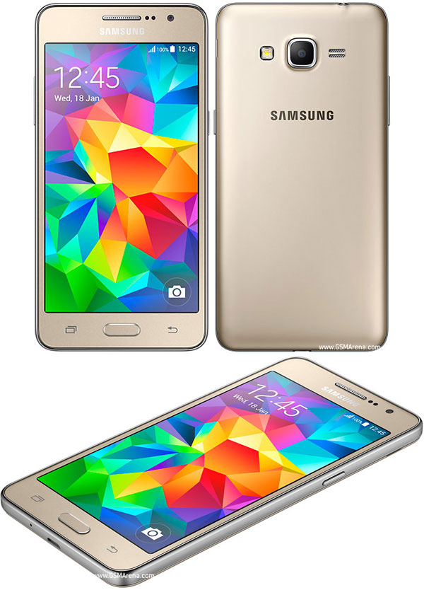Samsung Galaxy Grand Prime pictures, official photos