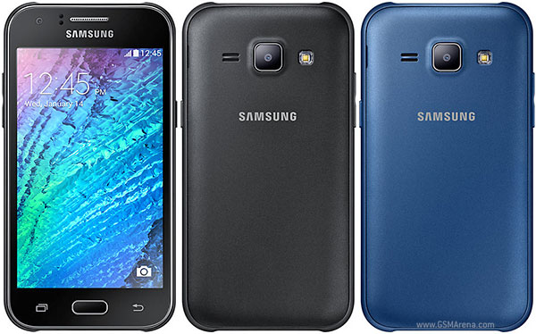 Samsung Galaxy J1 Pictures Official Photos