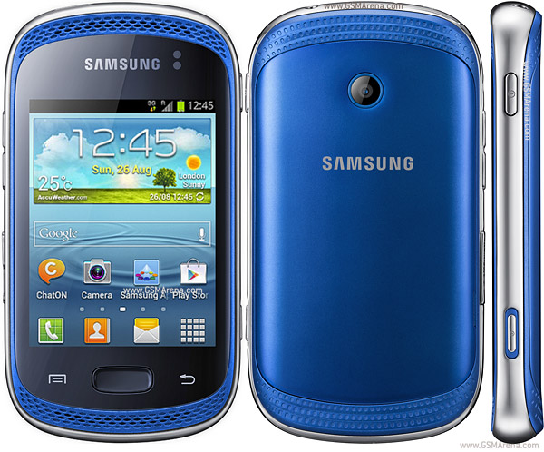 Samsung Galaxy Music Duos S6012 pictures