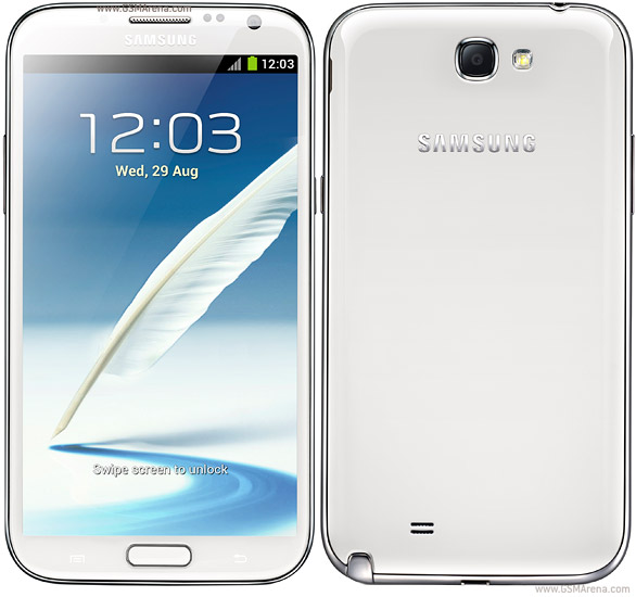 Samsung galaxy note ii n7100 pictures