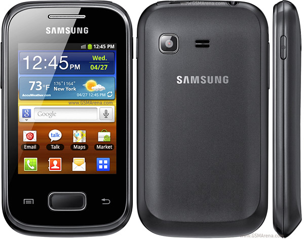Samsung Galaxy Pocket S5300 pictures