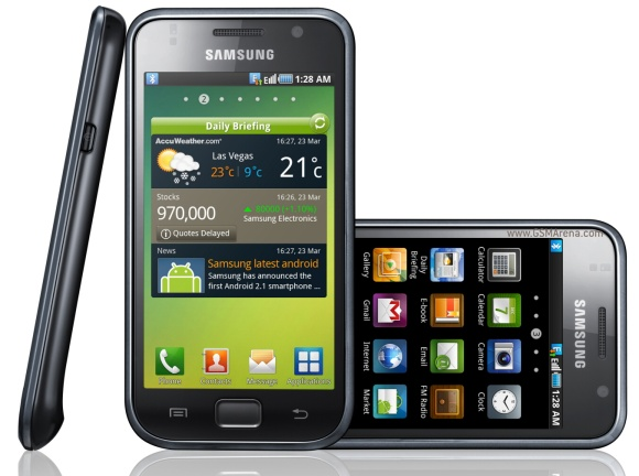 Samsung Galaxy Y | 7.2Mbps | 3 Display and 3G | Features
