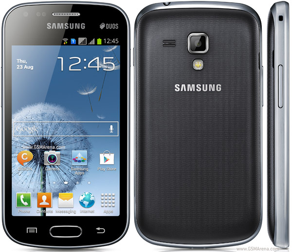 Samsung Galaxy Duos Pictures Official