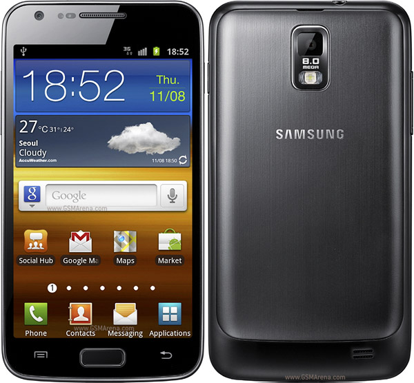 Samsung Galaxy S II LTE I9210