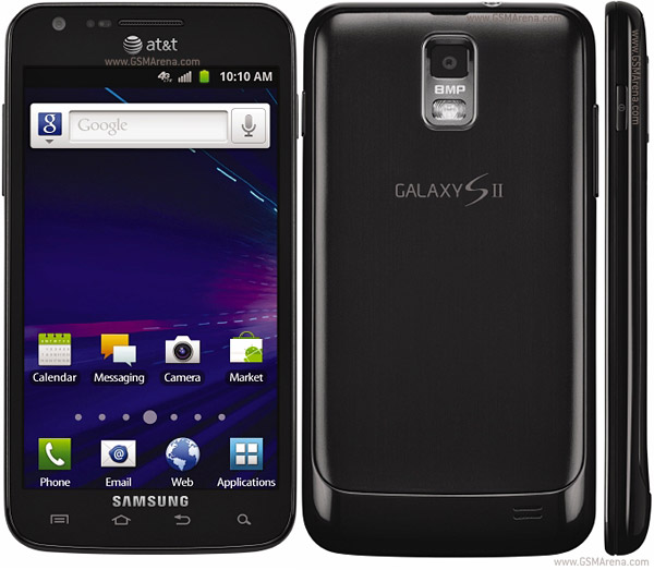 Samsung Galaxy S II Skyrocket i727