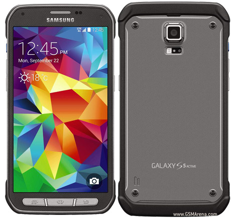 Samsung Galaxy S5 Active pictures, official photos