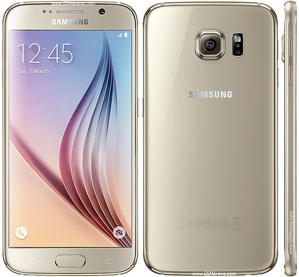 Samsung Galaxy S6 Duos pictures, official photos