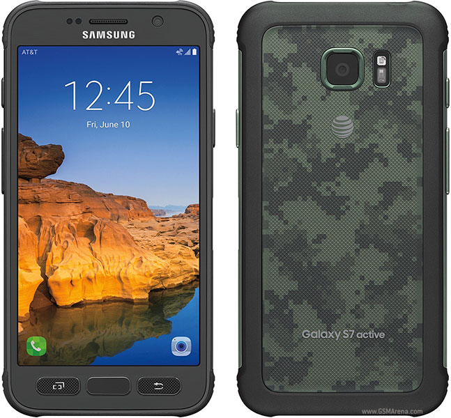 Samsung Galaxy S7 Active Pictures Official Photos