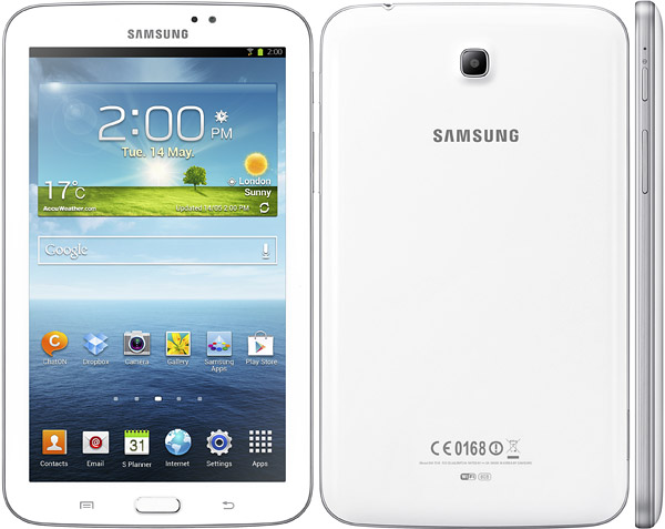 samsung galaxy tab 3 7 0 wifi pictures official photos. Black Bedroom Furniture Sets. Home Design Ideas