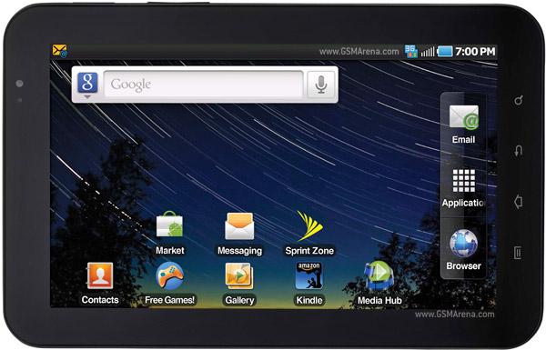 Samsung Galaxy Tab CDMA P100