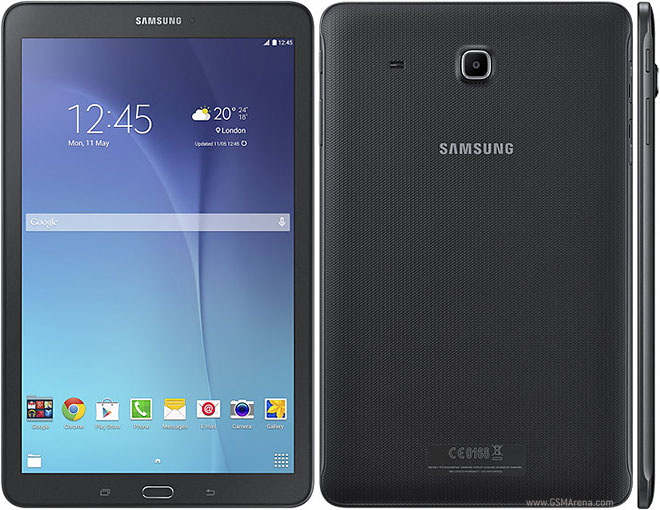 samsung galaxy tab e 9 6 pictures official photos. Black Bedroom Furniture Sets. Home Design Ideas