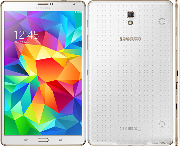 Samsung Galaxy Tab S 8.4 pictures, official photos