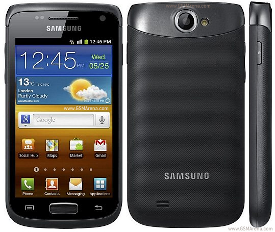 Samsung Galaxy W I8150