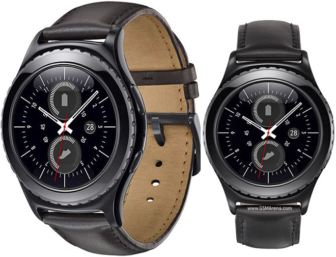 Samsung Gear S2 classic - Full phone specifications