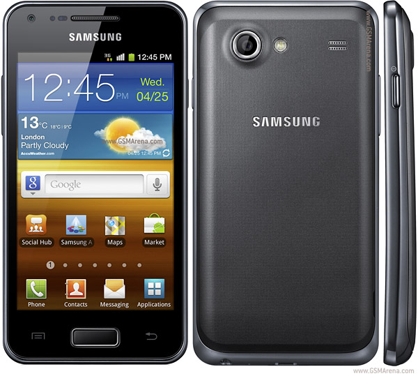 Samsung I9070 Galaxy S Advance pictures