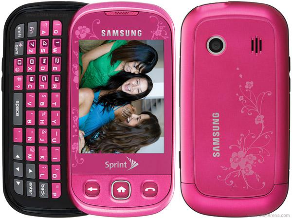Samsung M350 Seek
