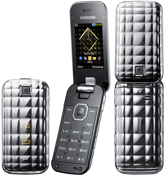 Samsung S5150 Diva folder