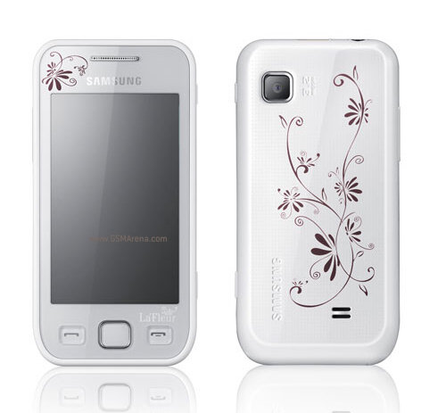 Other ringtones for Samsung S5250 Wave 525 La Fleur