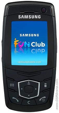 Samsung Z320i